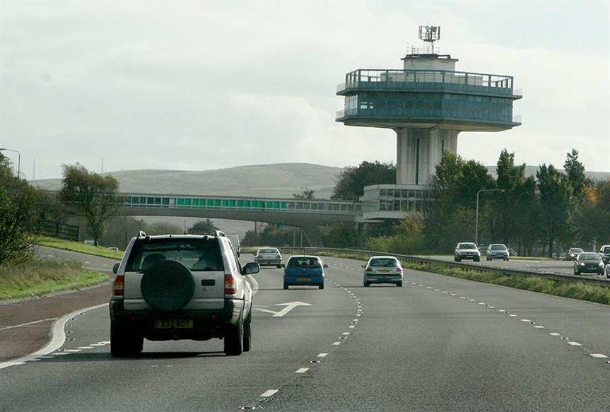 Motorways: upgrade plan announced