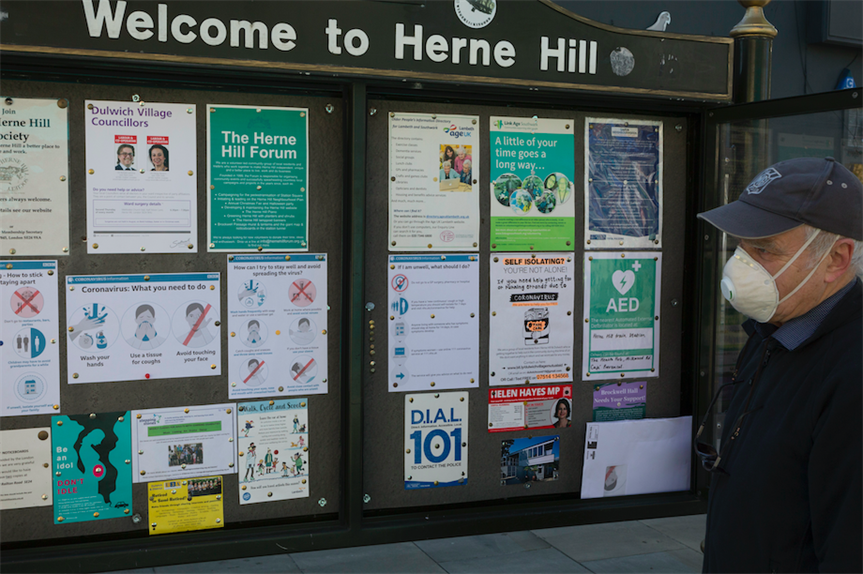 The Herne Hill Forum is working to prepare a Neighbourhood Plan for the area (Pic: Getty)