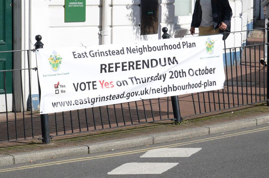 Neighbourhood planning: bill seeks to strengthen emerging plans