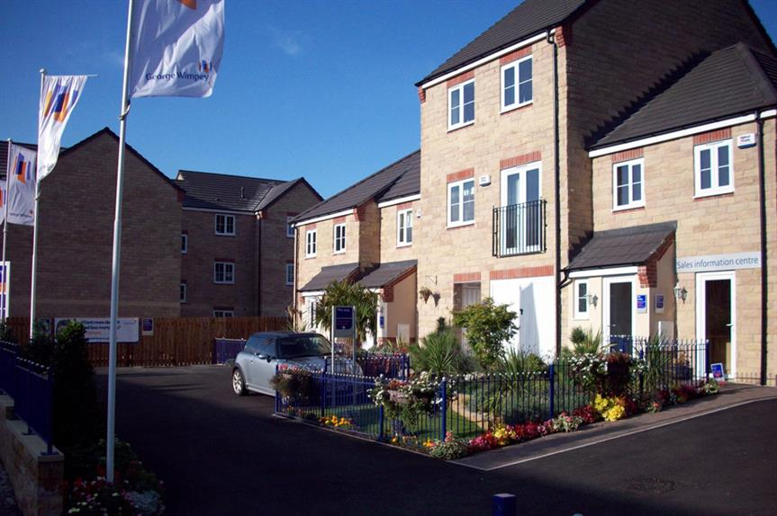 New homes: local plan housing targets were the subject of discussion in a Westminster debate yesterday