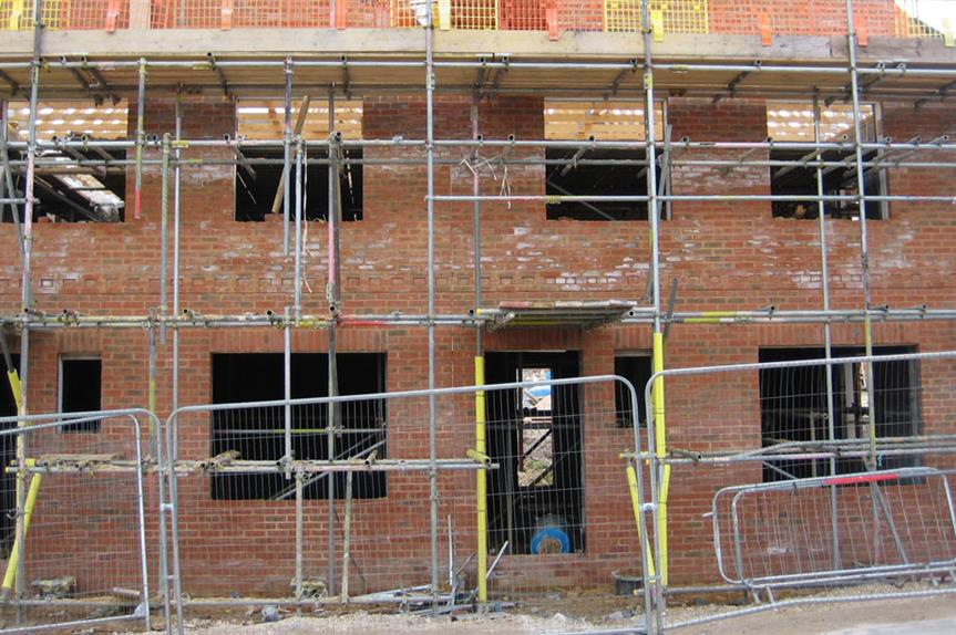 New homes: publication due this week of formal results from the new Housing Delivery Test