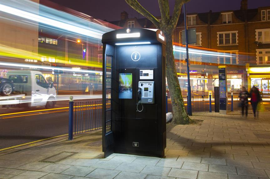 Phone kiosks: could lose PD rights
