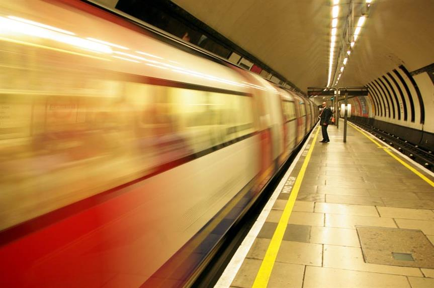 Northern line: go-ahead for extension to Battersea (picture by John Blower)