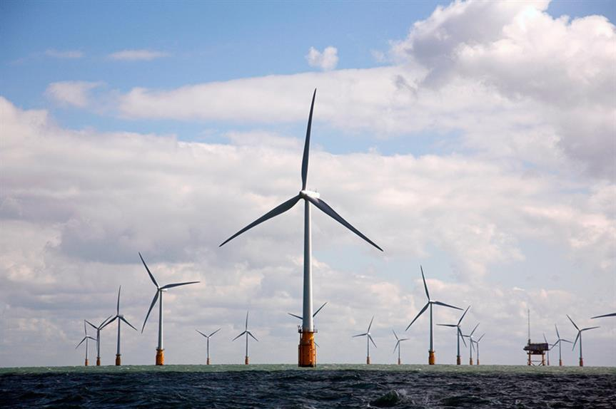 Offshore turbines: developer has shelved plans (picture: Nuon, Flickr)