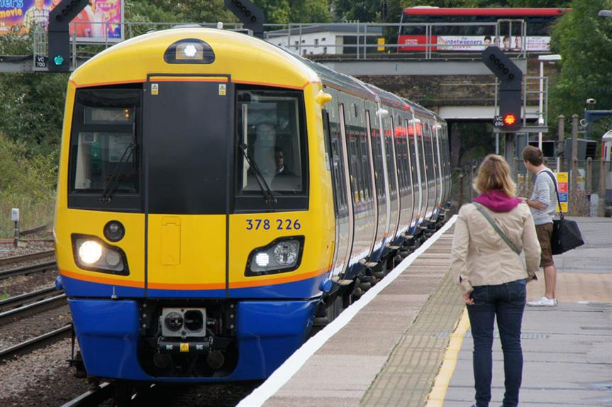 London Overground: extension would help deliver new homes