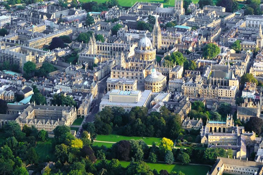 Oxford: neighbouring council's local plan adopted