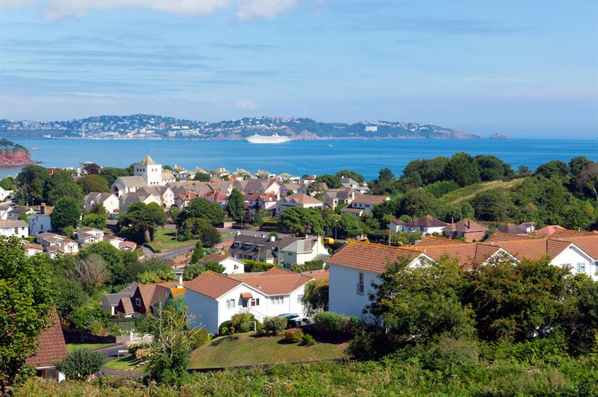 Torquay coast from Paignton (Pic: Getty)