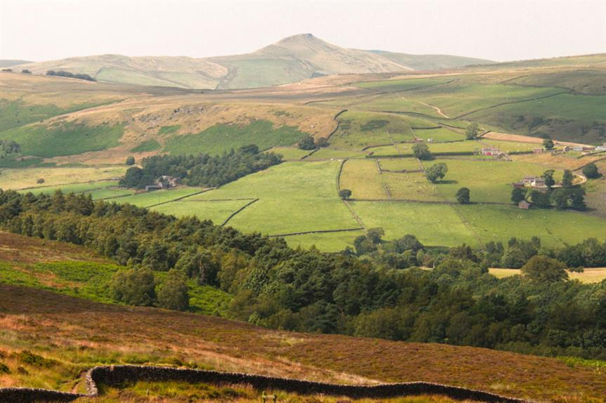 The Peak District (pic: Catherine Poh Huay Tan, Flickr)