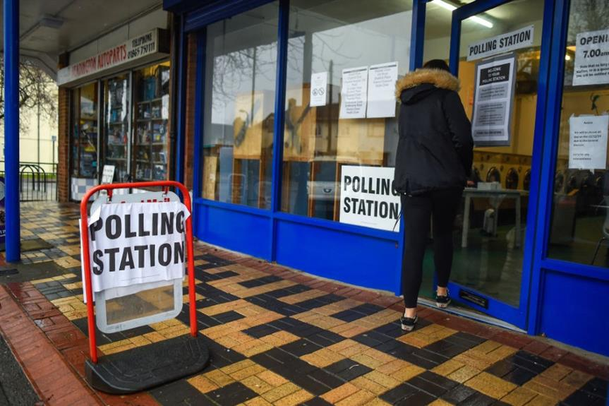 Polls a chance for voters to vent their displeasure - image: Getty