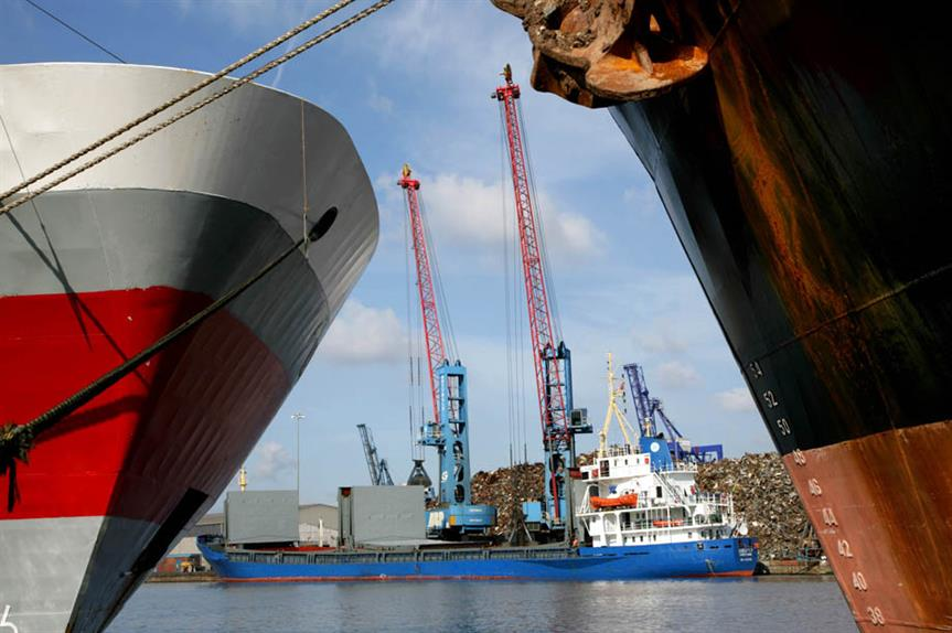 Ports: agreement aims to cut red tape for coastal developments (picture: Associated British Ports)