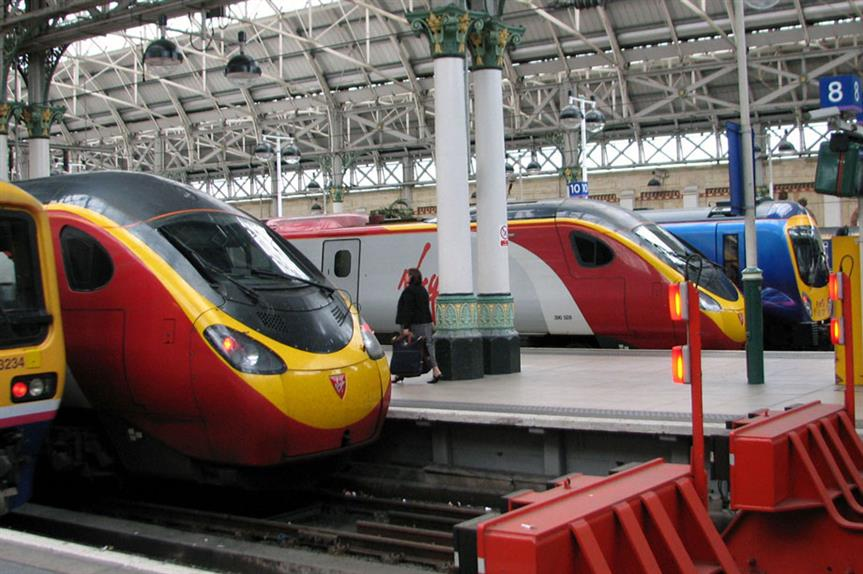 Manchester: proposed link would include upgrade of existing network and new line