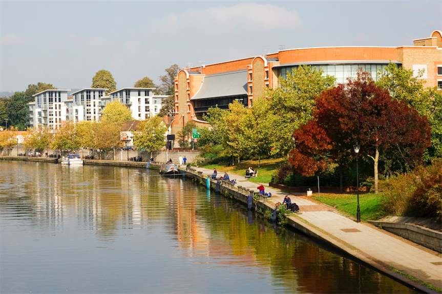 River Medway in Maidstone (Pic: Getty)
