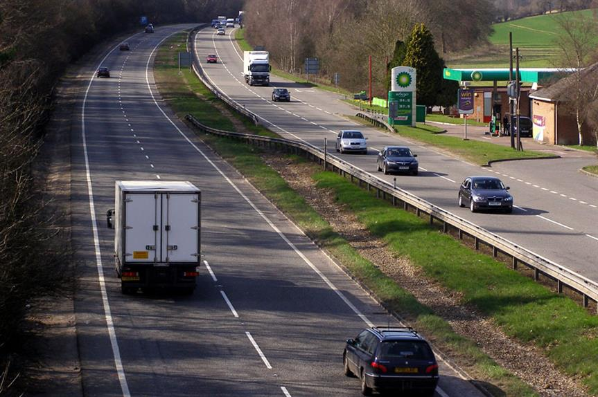 Roads: Budget contained significant investment package (pic: Jim Champion via Flickr)