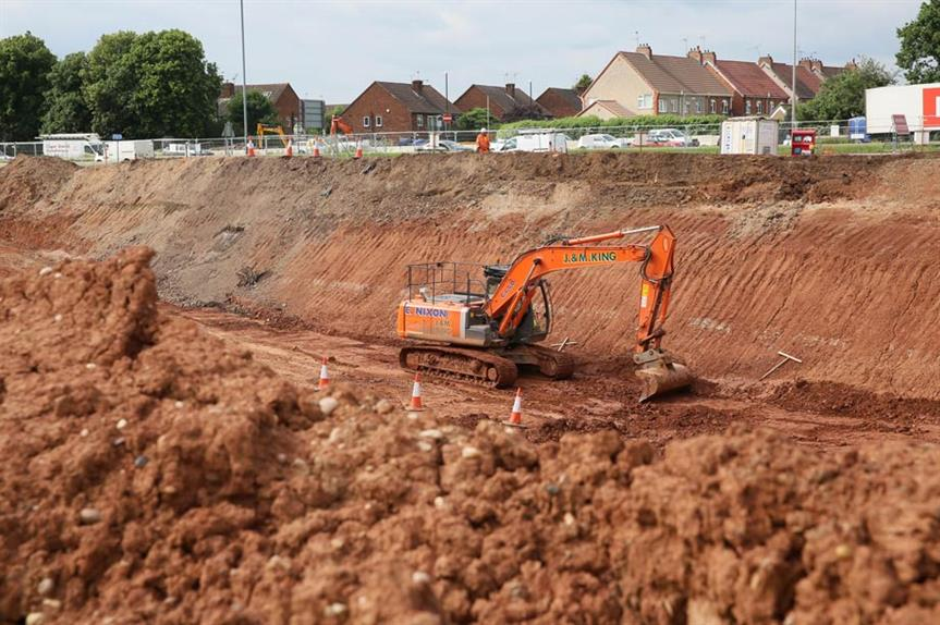 Roads infrastructure: DfT has published key planning document (picture: Highways Agency)