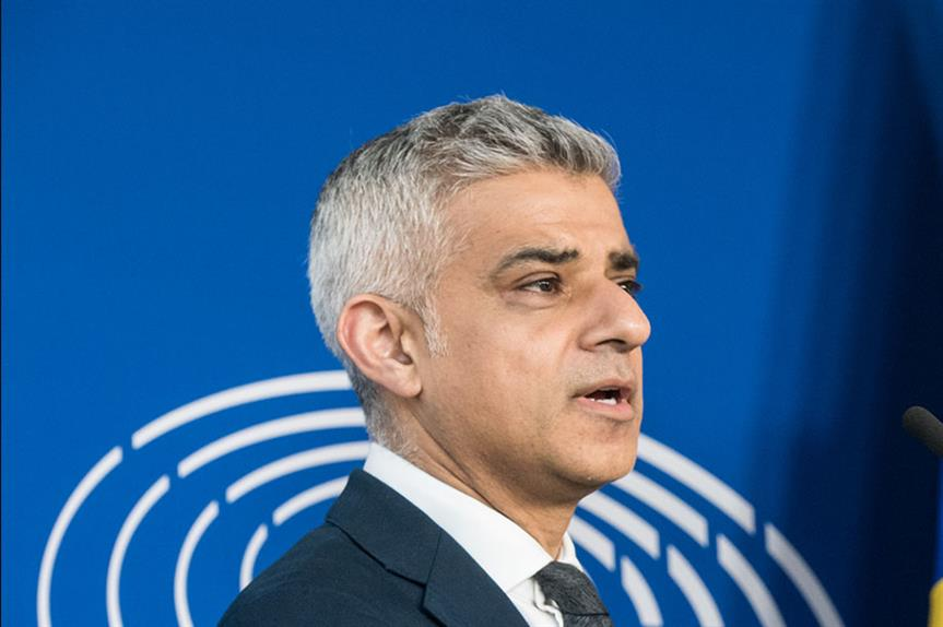 Sadiq Khan: approved Wandsworth proposals following call-in (picture European Parliament, Flickr)
