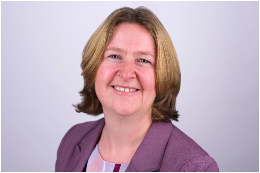 Sarah Longlands (Pic:The national organisation for local economies)