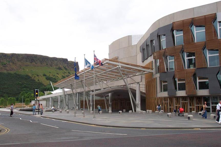 Scottish Parliament: petition calls for introduction of third party rights of appeal (picture by Paula Funnell)