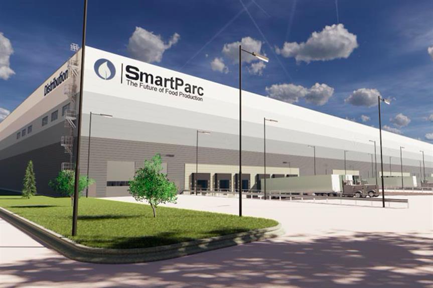 The proposed development (Pic: SmartParc)