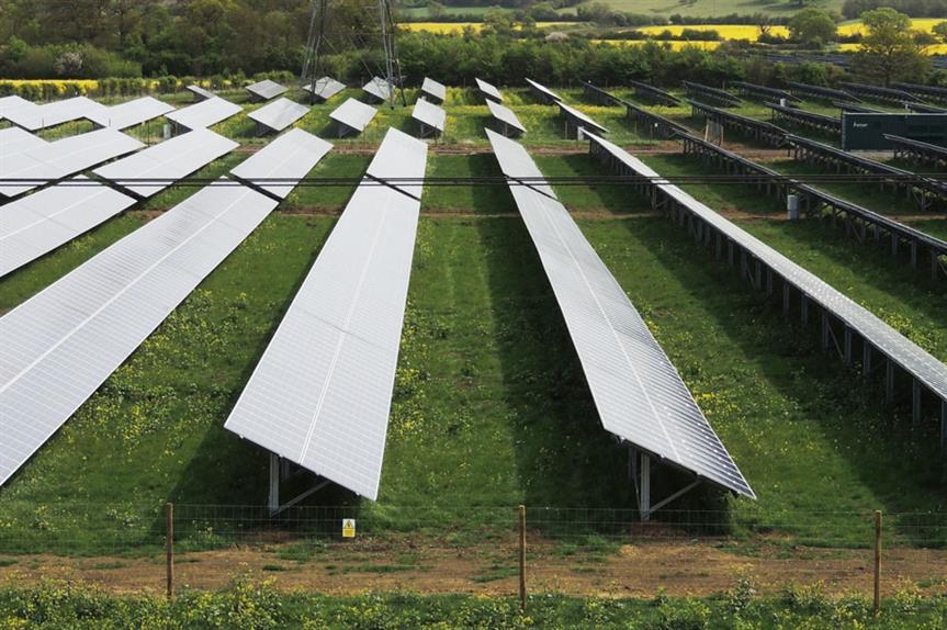 Solar: green belt scheme refused