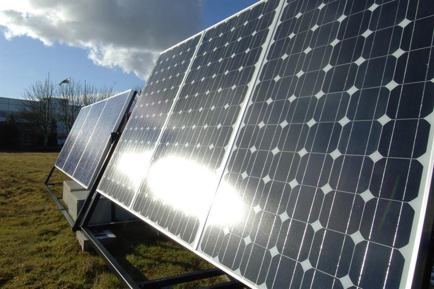Solar farm: application approved