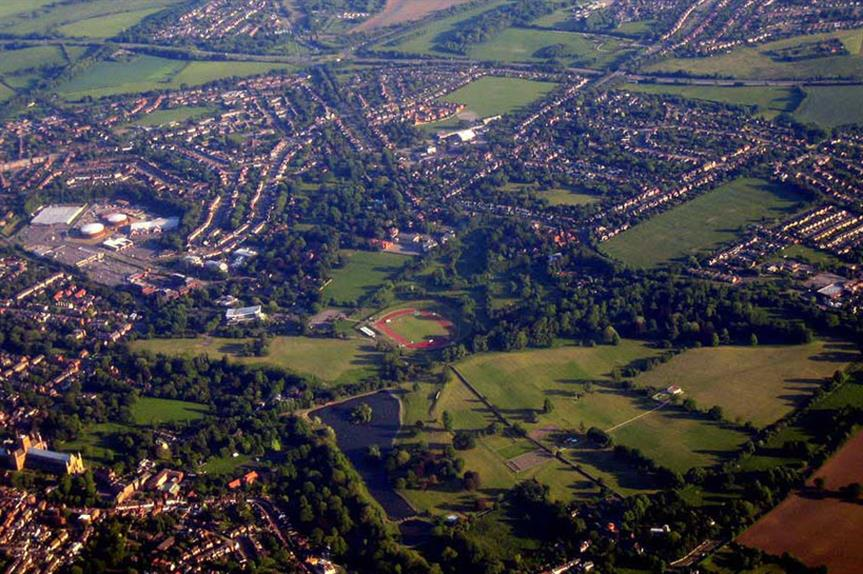 St Albans (Paul Downey, Flickr)