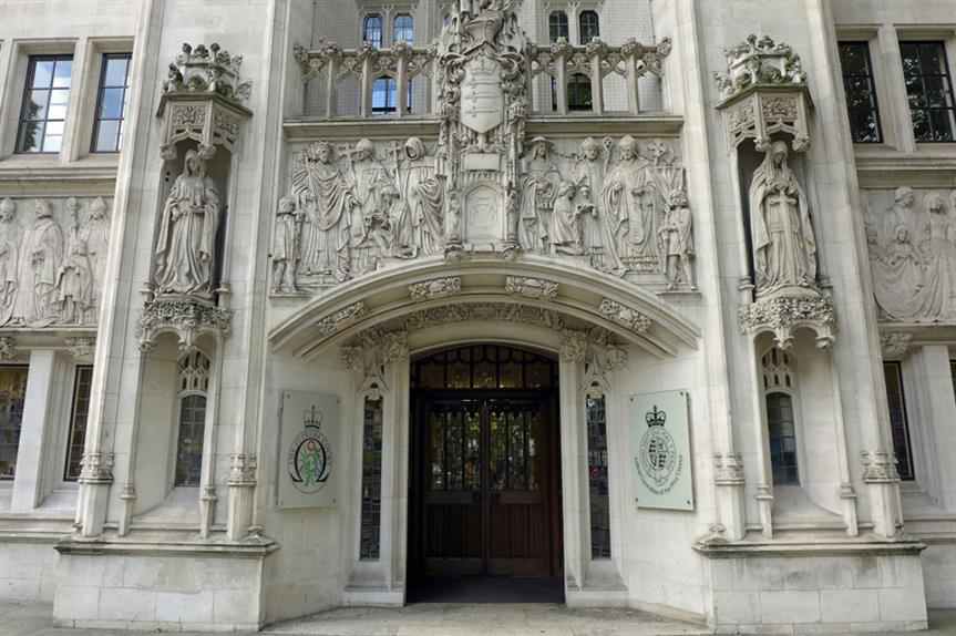 The Supreme Court in London (Chrial Jon, Flickr)