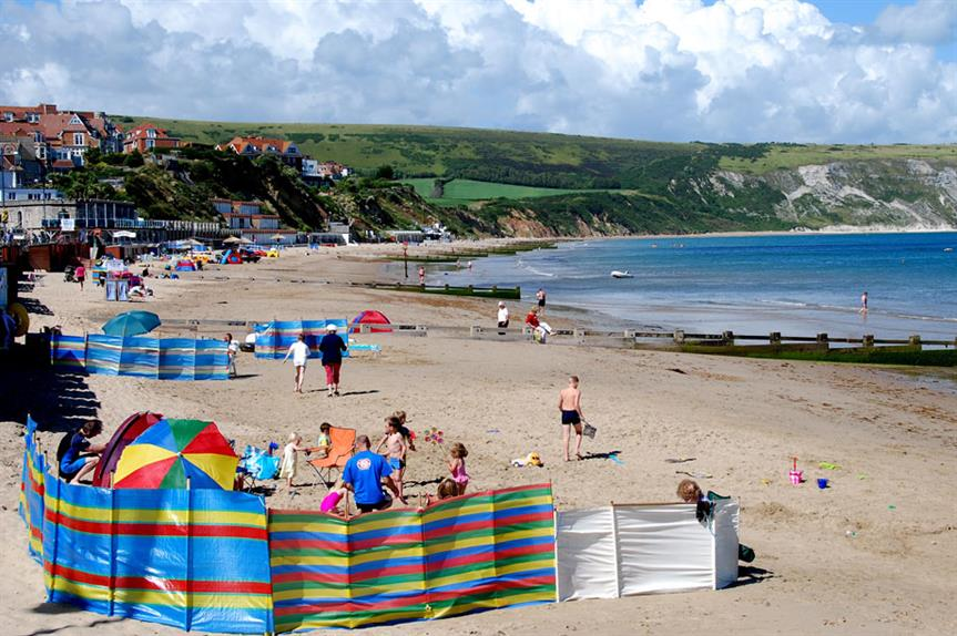 Swanage: Purbeck district is one of five forming new unitary authority in Dorset