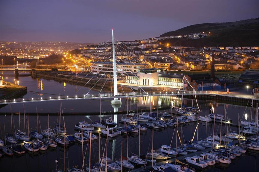 Swansea: Tidal lagoon plan resurrected