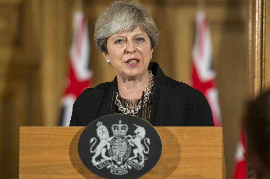 Theresa May: Prime Minister has pledged to reignite home ownership