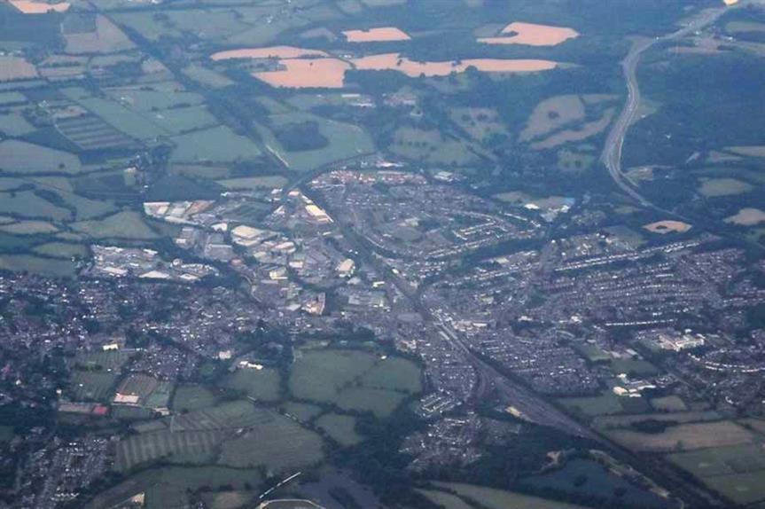 Tonbridge (cc-by-sa/2.0 - © N Chadwick - geograph.org.uk/p/6540192)