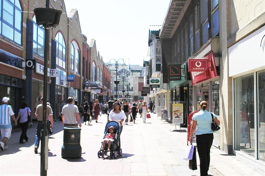 High streets: planning changes in store