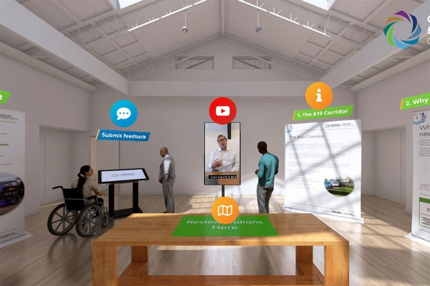 The 'virtual' consultation room