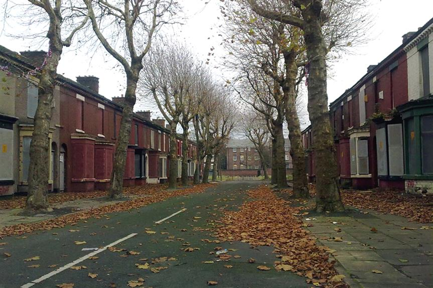Welsh Streets (image by Pete, Flickr)