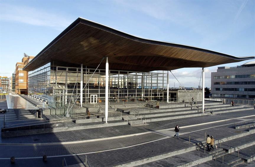 Welsh Assembly: planning bill passed yesterday