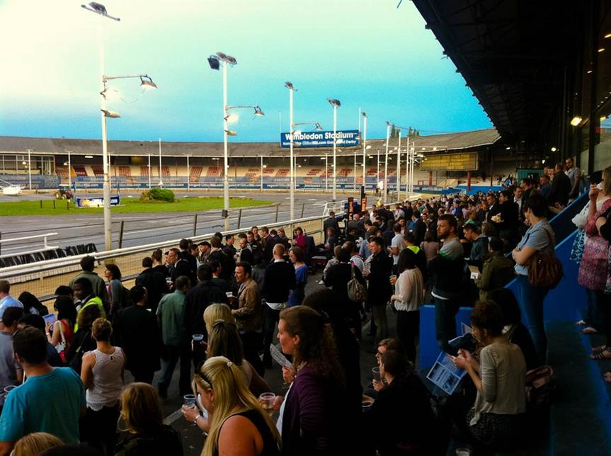 Greyhound stadium: club has submitted redevelopment application (picture credit Miguel, Flickr)