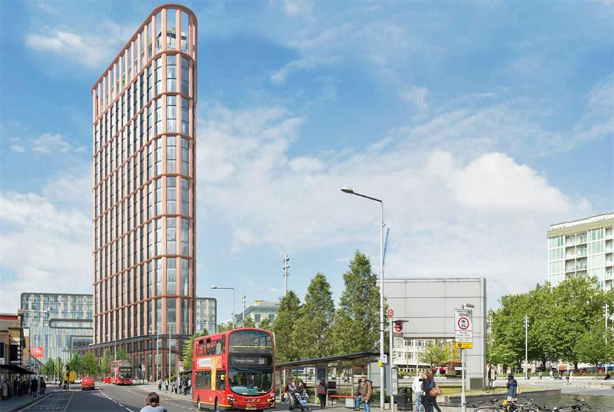 A visualisation of the proposed scheme
