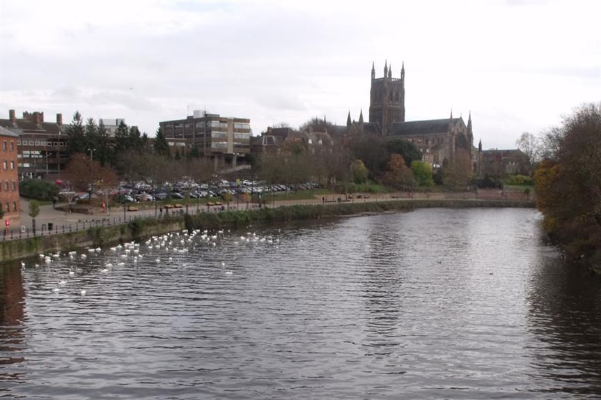 Worcester (pic Elliott Brown via Flickr)