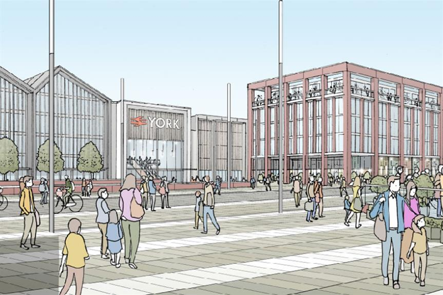 York Central: approved earlier this year