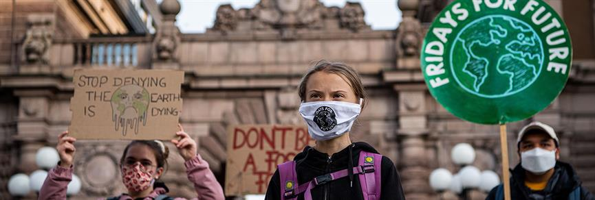 Activists like Greta Thunberg pressing brands to behave ethically and sustainably
