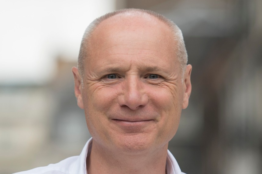 CEO Mark Flanagan: 'It's long been my aim to remove as many internal barriers as possible'