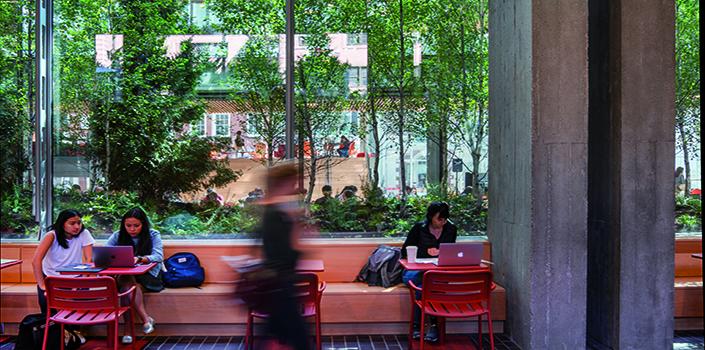 Smith Campus Center, Harvard University - Hopkins Architects