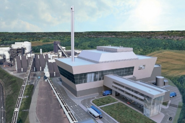 The EMERGE EfW plant