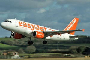 Easyjet pledges £9m support to tourism marketing campaign