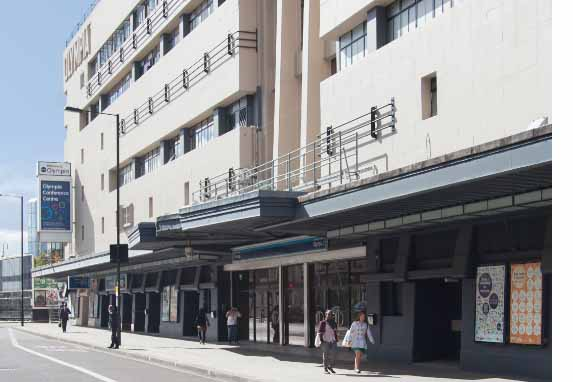 Olympia Two completes revamp