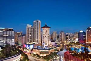 Singapore Marriott Hotel unveils £17m revamp