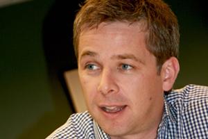 Darren Gilbert: among the THA Group redundancies
