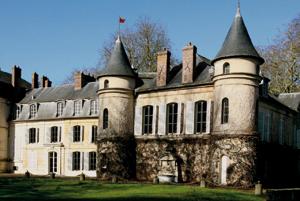 Principal Hayley venue: Chateau Saint Just Paris