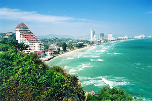 Hua Hin is one of five luxury destinations promoted by TCEB