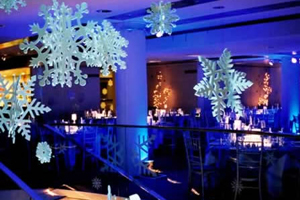 Christmas parties are back for some event planners