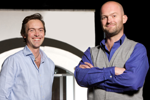 Dom and Hugh Robertson are celebrating a successful year for RPM